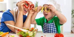 מחזקים את הקשרים המשפחתיים במטבח