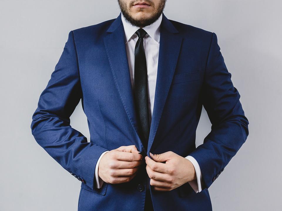 בחירת חליפות לגבר